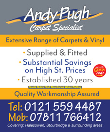 Andy Pugh Carpet Specialists