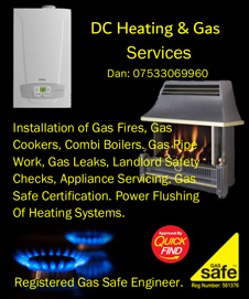 DC Heating & Gas Services