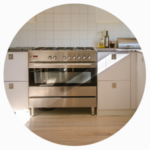 Large Kitchen Oven