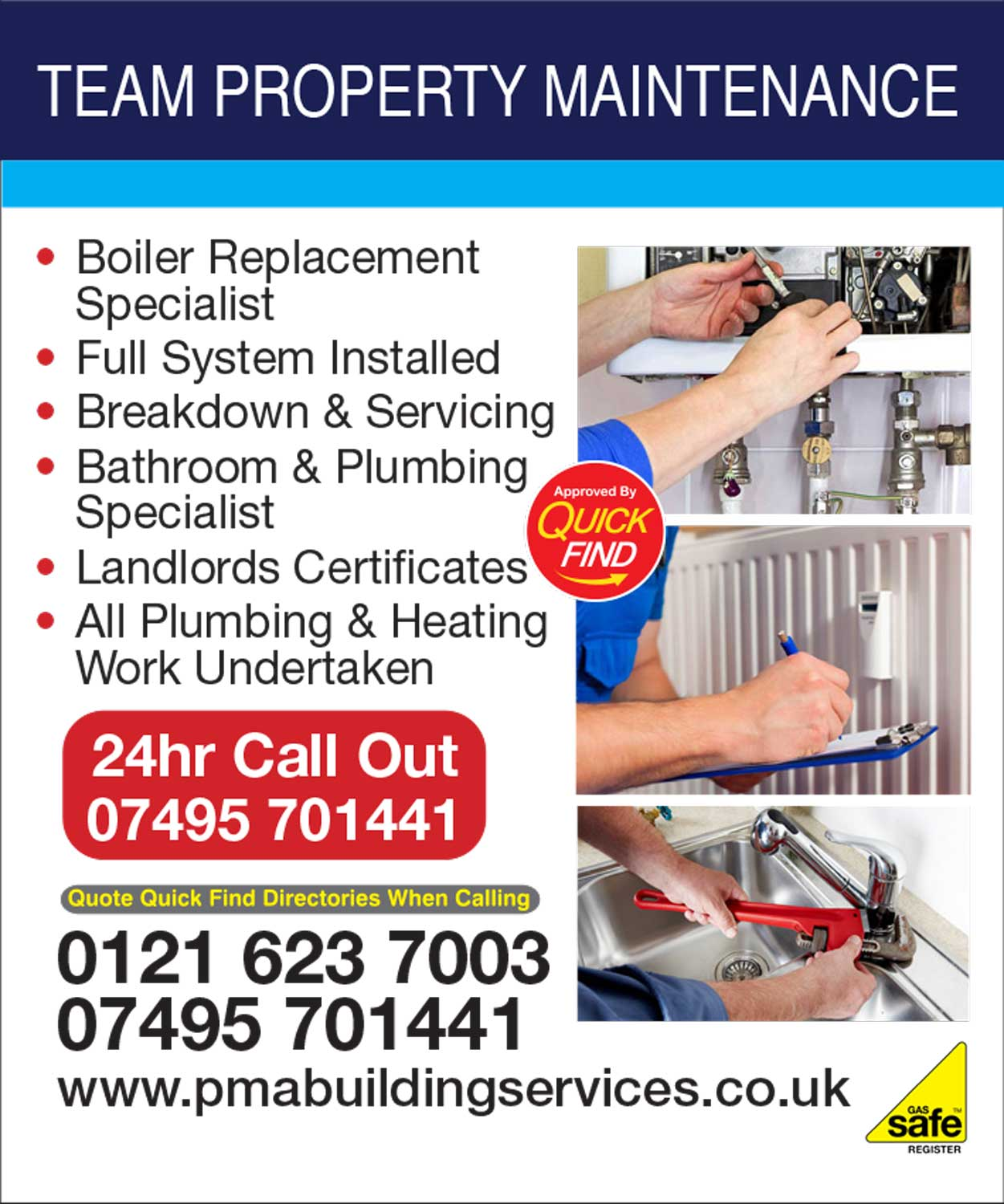 Team Property Maintenance
