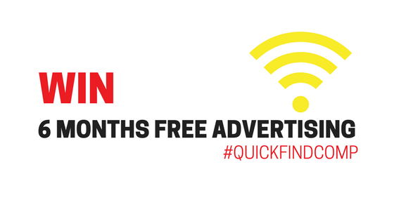 Win 6 months free advertising!