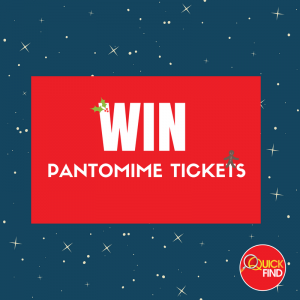 Win Pantomime Tickets to Cinderella at Birmingham Hippodrome 2017 Christmas