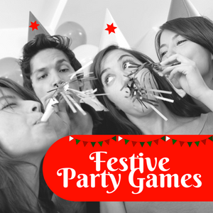 Festive Games for all the Family!