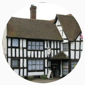 Rainy Day Activities in West Midlands picture of Tudor House