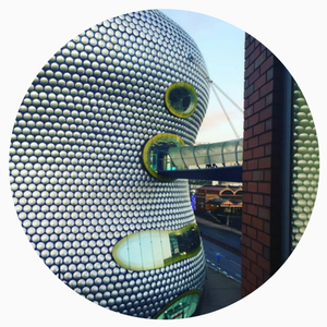 Free Days Out for Rainy Days in and around Birmingham picture of Bull Ring Birmingham