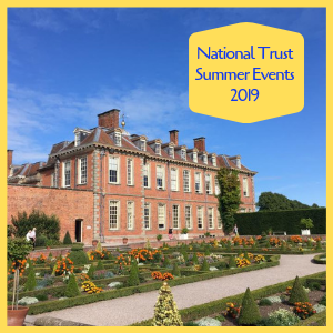 Local National Trust Summer Events 2019