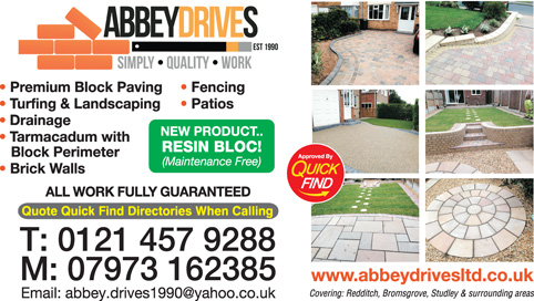 Abbey Drives Ltd