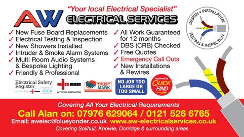 AW Electrical Services
