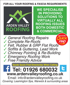 Arden Valley Roofing