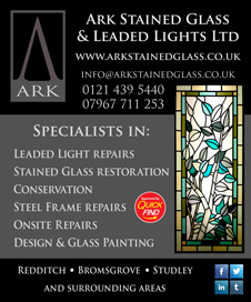 Ark Stained Glass & Leaded Lights Ltd