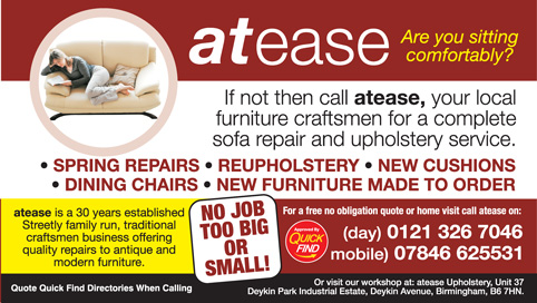 Atease Upholstery