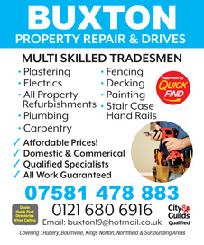 Buxton Property Repair