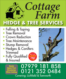 Cottage Farm Hedge & Tree Services