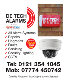 De Tech Alarms