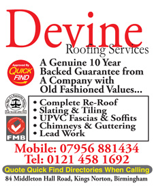 Devine Roofing