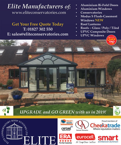 Elite Conservatory Roof Systems Ltd