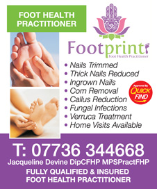 Footprint Foot Health Practitioner