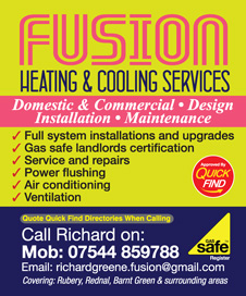 Fusion Heating and Cooling Services