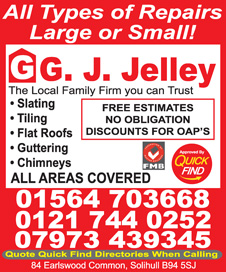 GJ Jelley Roofing