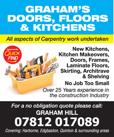 Graham's Doors, Floors & Kitchens