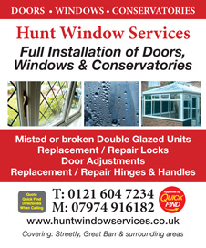 Hunt Window Services