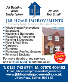 JBB Home Improvements