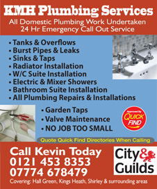 KMH Plumbing Services