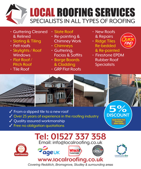 Local Roofing Services