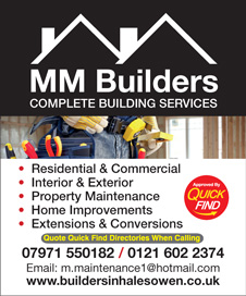 MM Builders Complete Building Services