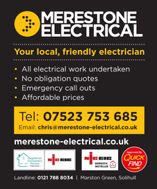 Merestone Electrical