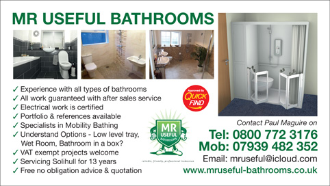 Mr Useful Bathrooms