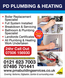 PD Plumbing & Heating