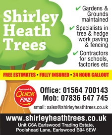 Shirley Heath Trees