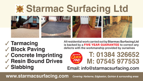 Starmac Surfacing Ltd