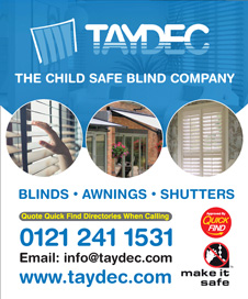 Taydec - Awnings and Canopies