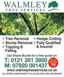 Walmley Tree Services