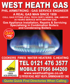 West Heath Gas