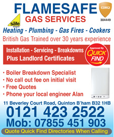Flamesafe Gas Services