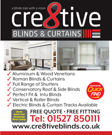 Cre8tive Blinds