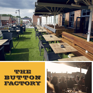 The Button Factory Birmingham Beer Garden
