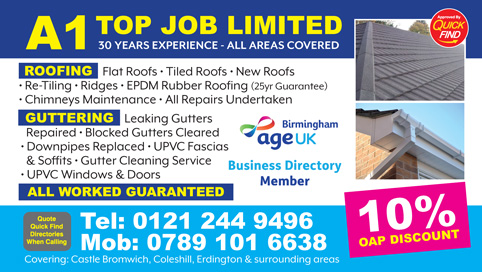 A1 Top Job Limited