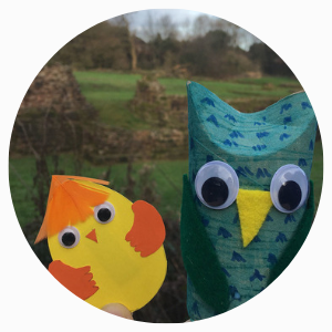 Craft Birds Activity at Weoley Castle