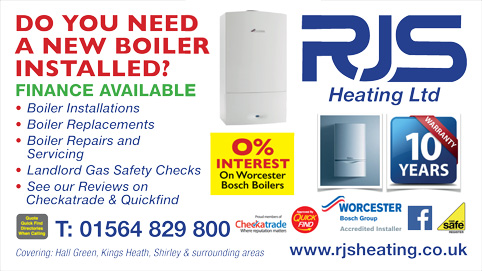 RJS Heating Ltd