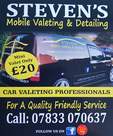 Steven's Mobile Valeting & Detailing