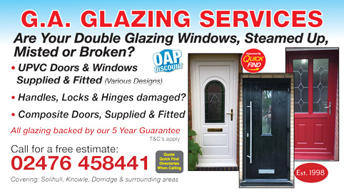 G.A. Glazing Services