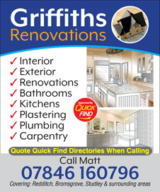 Griffiths Renovations