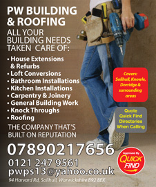 PW Building & Roofing