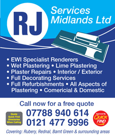 RJ Services Midlands Ltd