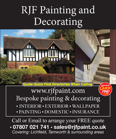 RJF Painting and Decorating