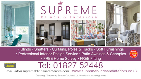 Supreme Blinds and Interiors